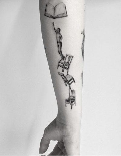 gergo augusztiny hungary budapest fineline dream tattoo