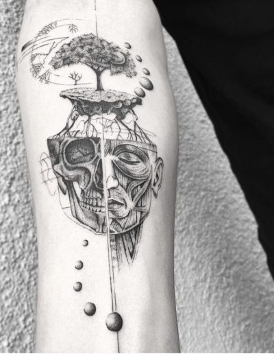 gergo augusztiny hungary budapest spiritual tattoo